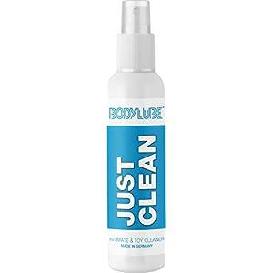 BODYLUBE® JUST CLEAN | Intimate & Toy Cleaner | pflegende Reinigung für den Intimbereich und Toys