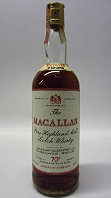 Macallan - Pure Highland Malt - 1939