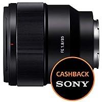 Sony SEL-85F18 Obiettivo, Nero