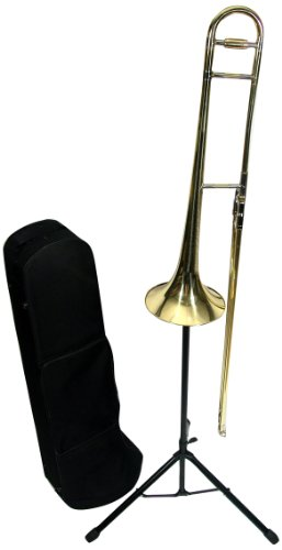 Bentley - Set con trombón, color dorado