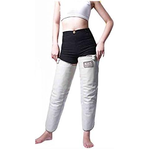 Elitzia Stovepipe Elitzia con massaggio di vibrazione di gran lunga le gambe tubo da stufa di riscaldamento a raggi