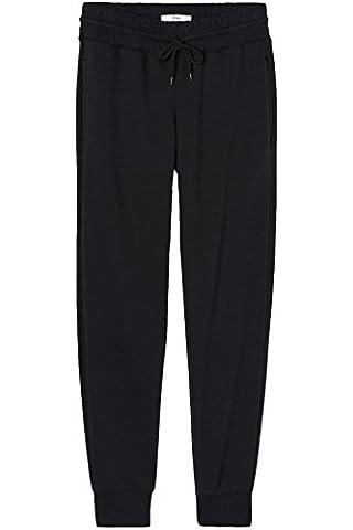 FIND Damen Jogginghose, Schwarz (Black), 38 (Herstellergröße:S) (Damen Jogginghosen)