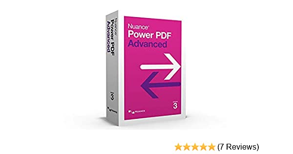 nuance power pdf enter serial number