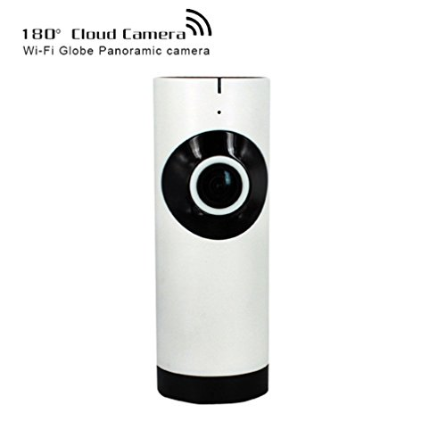 Shengyaohul Indoor 720P Full HD Cam Monitoring, Ip Home Security Kamera System With Zweiwege-Sprechanlage / Wireless Wifi / Infrarot Nachtsicht Überwachungskamera - Infrarot-system Security-kameras