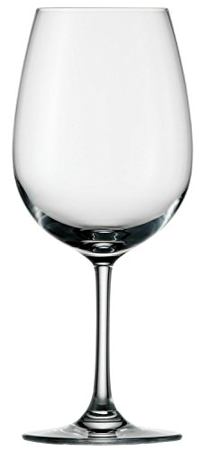 Stölzle Lausitz Bordeaux Rotweingläser Weinland 540ml, 6er Set Weinglas, Hochwertige Qualität,...
