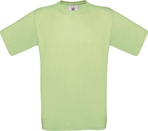 B & C Herren Casual Wear Short Sleeve Crew Neck Baumwolle Tees TOP SHIRT  Exact 150