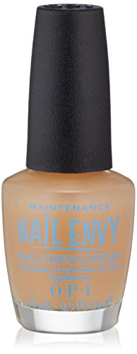 OPI Smalto per Unghie, Trattamento, Maintenance Nail Envy, 15 ml