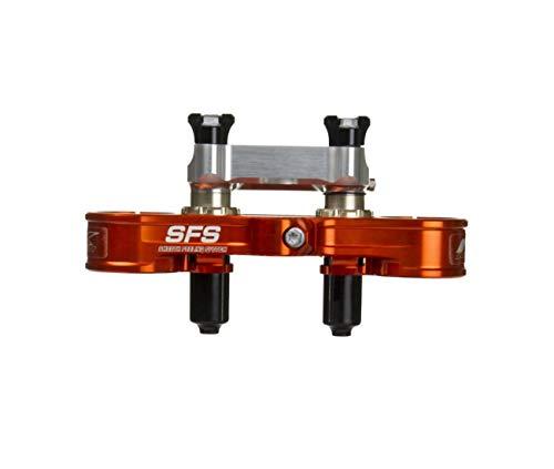 Preisvergleich Produktbild KTM SX / SXF-125-250-350-450-TES DE FOURCHE NEKEN ORANGE-0509032