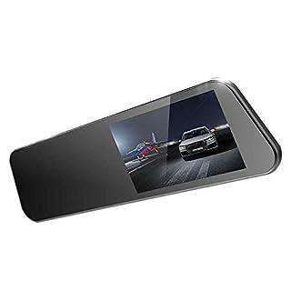 Mirror Dash Cam Backup Camera, 5