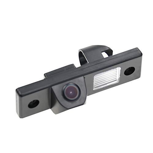 HD 720p Rückfahrkamera für Rückfahrkamera für universelle Monitore (RCA) (Farbe: Schwarz) für Chevrolet Epica, Lova, Aveno, Captiva, Cruze, Lacetti, HRV/Spark.