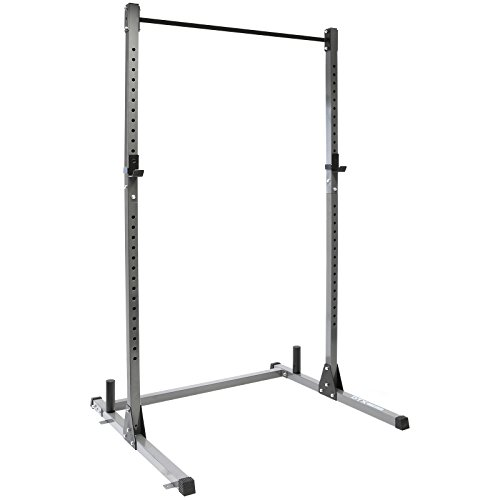DTX Fitness - Gabbia da squat con barra per sollevamento pesi