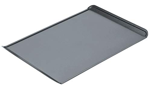 Chicago Metallic 16410 Professional Non-Stick Small Cooking/Baking Sheet, 13.5-Inch-by-9.25-Inch Calphalon Pan Brownie