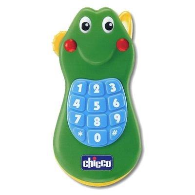 Desconocido Chicco 69661 Rino, el pequeño teléfono
