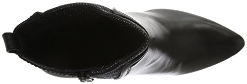 Marco Tozzi 25330, Bottes Classiques Femme Noir (BLACK ANT.COMB 096)