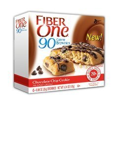 fiber-one-90-calorie-brownies-chocolate-chip-cookie-pack-of-6-by-unknown