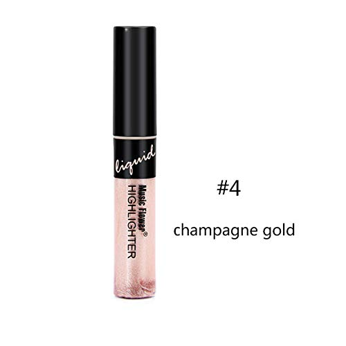 Mitlfuny Beauty Makeup,Highlighter Make Up Concealer Schimmerndes Face Glow Liquid Highlighter ()