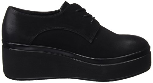 MTNG Damen Stari Oxfords Schwarz (Star Negro / Metalik Negro)