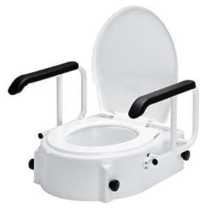Toilettensitzerhöhung TSE A, Toilettenhilfen