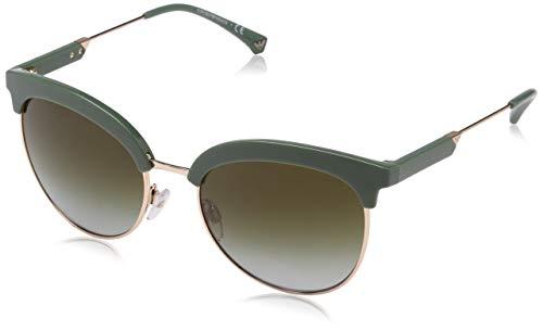 Armani Herren 0AR6060 300273 59 Sonnenbrille, Matte Pale Gold/Brown
