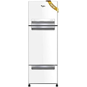 Whirlpool Fp 343D Royal Multi-door Refrigerator (330 Ltrs, Mirror White)