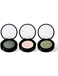 FIND - Eyes Kit - Deep Forest Eyeshadow Trio (no.10, no.11, no.12)