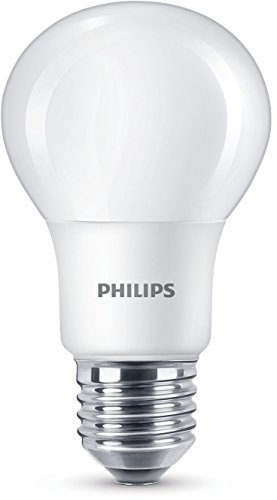 Philips Lighting Pera Bombilla LED Estándar E27 luz