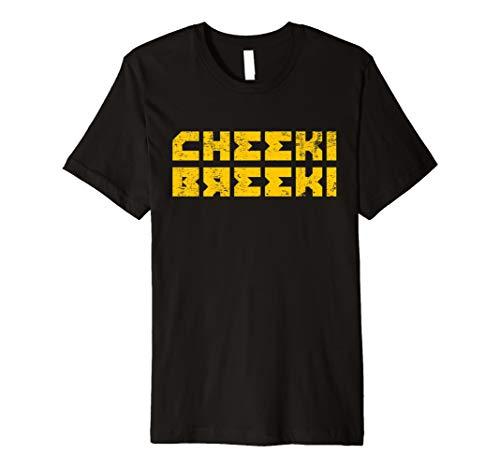 Cheeki Breeki - Gopnik Slav Style Funny Gamer T-Shirt