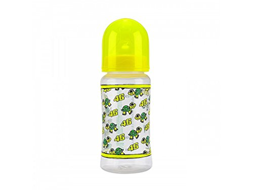 Turtle-outfit (Babyflasche Trinkflasche VR46 Turtle Baby Bottle VR|46 Official Racing Apparel)
