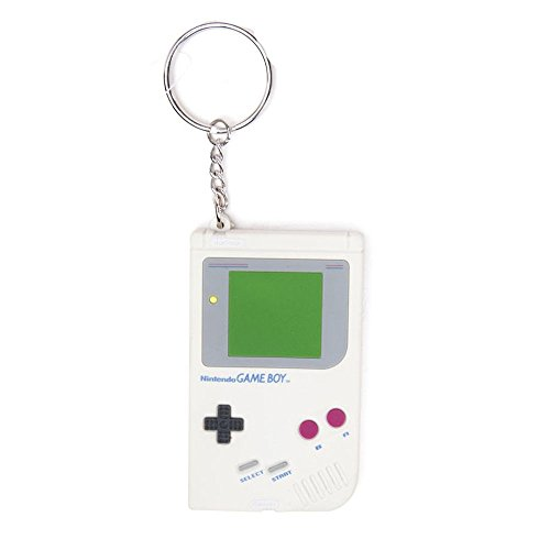 Price comparison product image NINTENDO Original Rubber Gameboy Key Ring