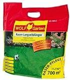 Wolf Garten LD700A Rasen Langzeitdünger 11,2 kg Tragebeutel