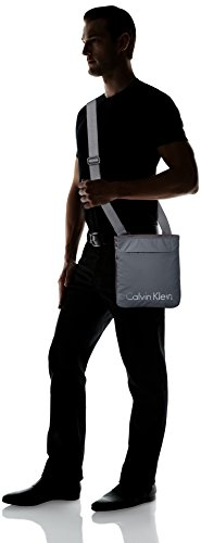Calvin Klein Jeans - Logan 2.0 Flat, Borsa a tracolla Uomo Abyss