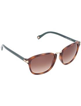 BOSS Orange Metall Brücke Sonnenbrille in schwarz Havanna BO 0178/S 19C 52