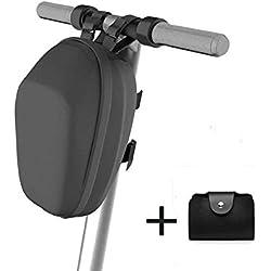 Bolsa de almacenamiento, de Xiaomi, para Scooter eléctrico M365, bolsa frontal para almacenar herramientas
