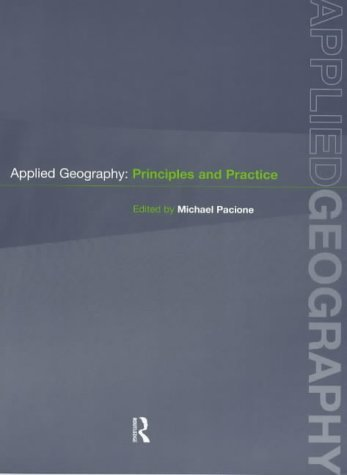 Applied Geography: Principles and Practice (1999-08-05)