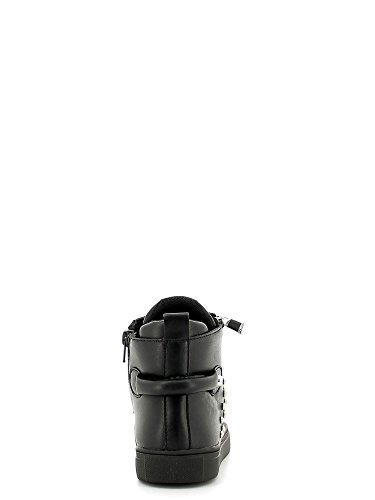 64883 BLACK Scarpa donna sneaker con borchie Gaudì nero Nero
