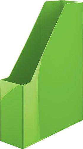 HAN Stehsammler i-Line 16501-90 in New Colour Grün/Eleganter, moderner Stehsammler mit großem Volumen für Hefte, Zeitschriften & Mappen/Bis Format A4/C4
