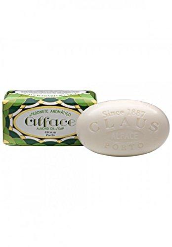 CLAUS PORTO SOAP BAR 50G - ALFACE - ALMOND OIL / SEIFE