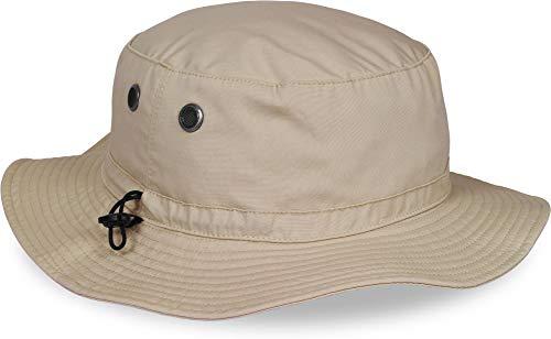 normani Outdoor Sommerhut mit UV Schutz 50 + Farbe Khaki
