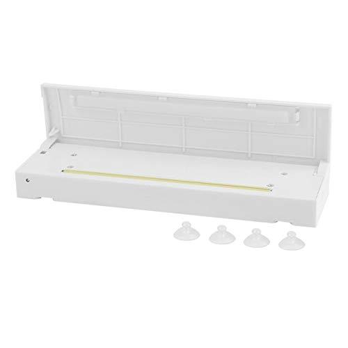 VCB Automatischer elektrischer Hausverschließer Tragbarer Siegel Machiness Food Bag Sealer - Weiß -