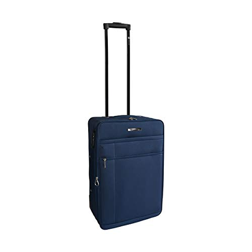 Roncato 46.111.04.21 Paprika - Trolley Cabina in Poliestere, Blu Navy