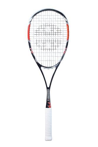 Unsquashable Squash-Schläger CP 3000 Schwarz-Rot, 4