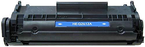 YXZQ Tonerkartusche, Kompatible Q2612A / HP2612A Tonerkartusche, Geeignet für HP Laserjet 1010/1012/1015 HP Laserjet 1018/1020/1022/1030 Drucker, Einfache Installation, Preis-Leistungsverhäl