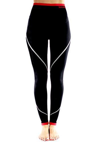 Zoom IMG-2 sundried leggings sportivi donna per