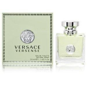 Versace for women VERSENSE 50 ml Eau De Toilette Vaporisateur / Eau de Toilette Natural Spray - Versace Natural Spray