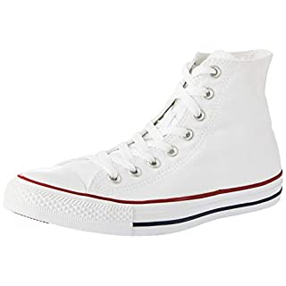 Converse Unisex - Erwachsene  Chuck Taylor All Star Core Sneakers - Weiß (Blanc Optical) , 53