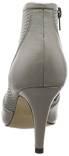 Giudecca Jycx15pr6-1, Stivaletti Donna Argento (Silber (AH6 Gun color))
