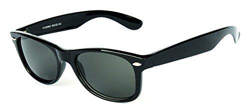 Aktuelle Kunsstoff-Sonnenbrille im