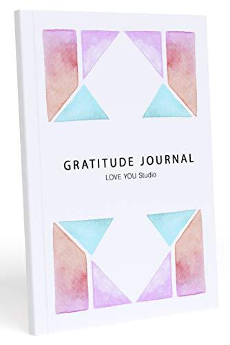 Gratitude Tagebuch by Love Sie Studio | eine tägliche Inspirierende Arbeit Buch für Damen und Herren | Zitate + Übungen + Praktiken - Inspirierende Buch Zitate