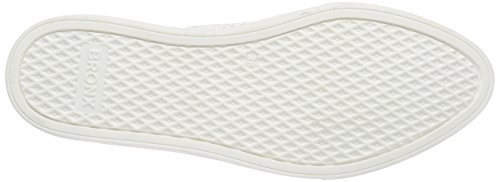 Bronx BmecX Damen Sneakers Weiß (04 White)