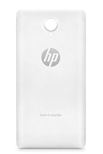 HP Slate 6 (J2W56AA) Akku-Rückabdeckung (für HP Slate 6 Voice Tab und HP Slate 6 Voice Tab G2) weiß (Covers G2 Tablet Hp)